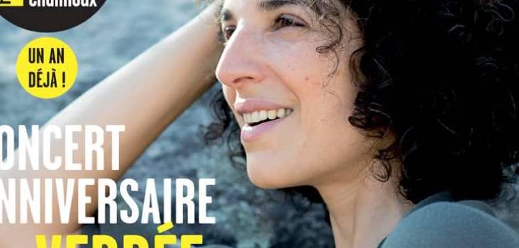 Concert de Verdée à l'Espace d'Art Chaillioux à Fresnes
