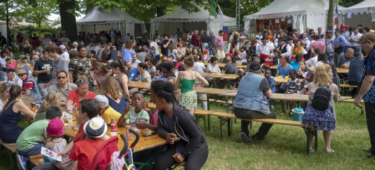 Fêtes du Lilas 2019 à Vitry-sur-Seine
