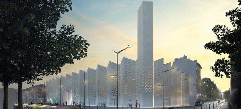 La future mosquée Annour présentée à Ivry-sur-Seine