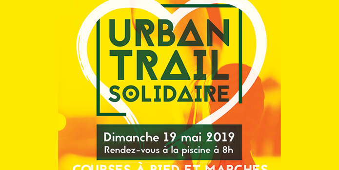 Urban trail solidaire à Villeneuve-Saint-Georges