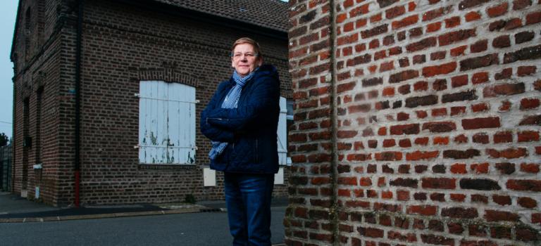 Marie-Hélène Bourlard candidate du PCF aux européennes à Villejuif