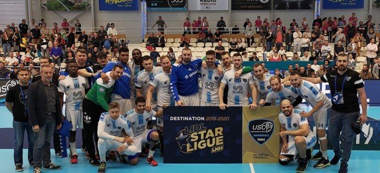 L'US Créteil Handball retrouve la première division