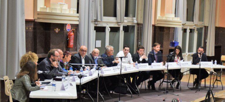 Européennes: retour sur le débat entre 13 listes à Nogent-sur-Marne