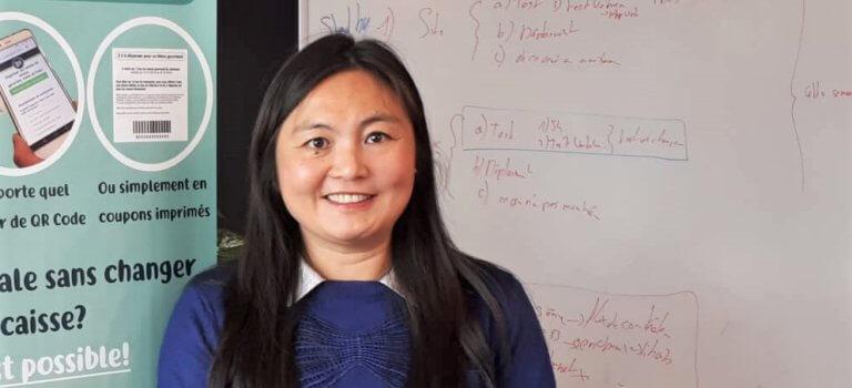 A Cachan, la startup DeeWee rend le ticket de caisse intelligent