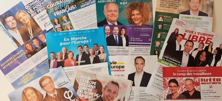 Elections européennes 2019 : clivages et convergences
