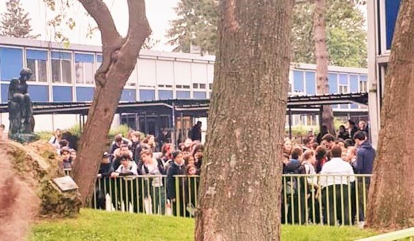 Grève totale au collège Saint-Exupéry à Ormesson-sur-Marne