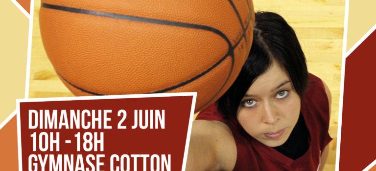 Sensibilisation au handisport Jeux du Val-de-Marne à Bonneuil
