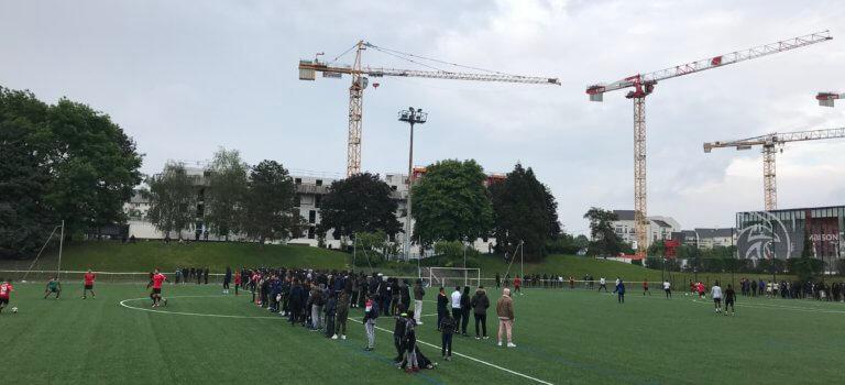 La Coupe d'Afrique des nations made in Créteil fait des émules