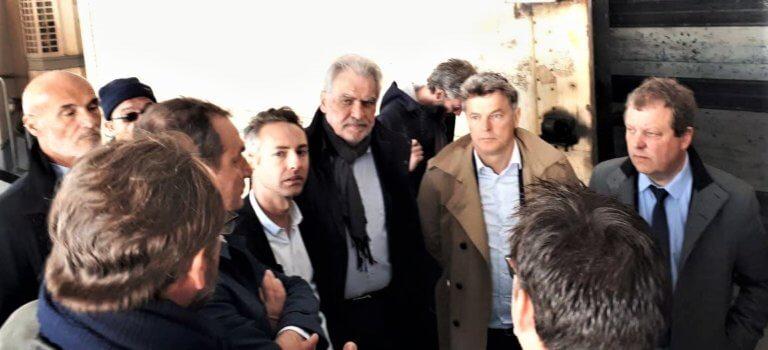Train de fret Perpignan-Rungis :  les élus obtiennent une réunion au ministère