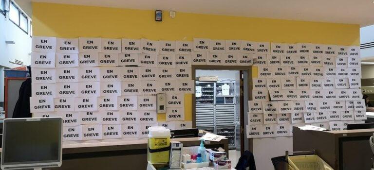 Créteil: la grève des urgences se poursuit sous tension à l'hôpital Mondor