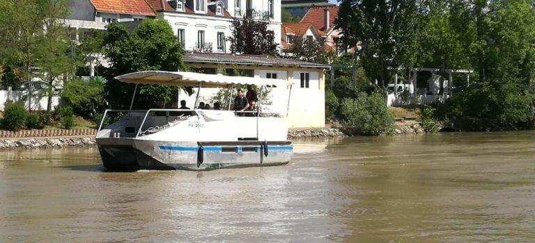 Passeur de rives : une nouvelle traversée de Nogent-sur-Marne à Joinville-le-Pont