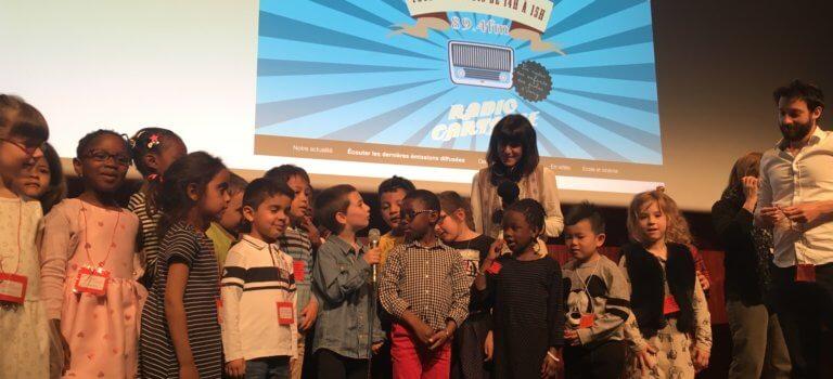 Suspense sur l'avenir de Radio Cartable, la voix des écoliers d'Ivry-sur-Seine