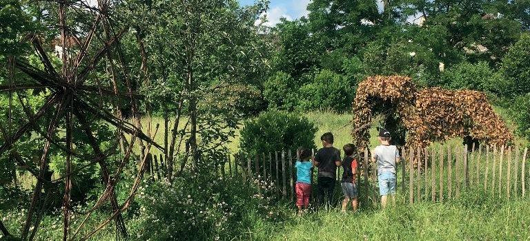 Festival Land Art Oh Carrières 2019 à Fontenay-sous-Bois