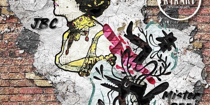 Expo street-art à Maisons-Alfort