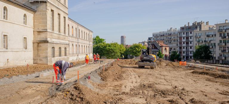 Plongez au cœur du chantier au Kremlin-Bicêtre