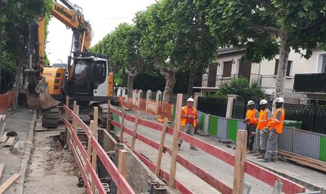 Les chantiers de Paris Est Marne et Bois pour une rivière propre