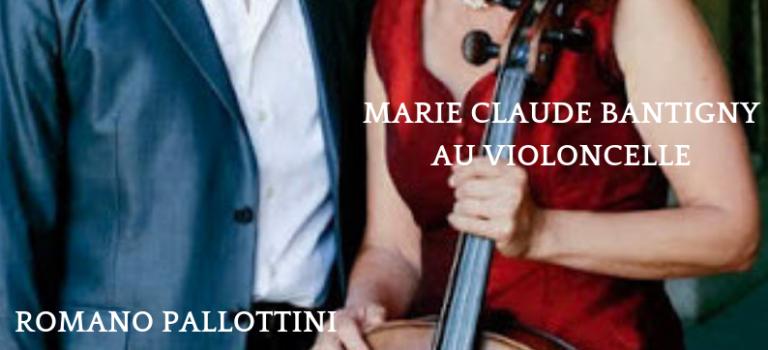 Concert au chateau des Marmousets de La Queue-en-Brie