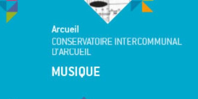 Concert de fin d'année du Conservatoire du Val de Bièvre à Arcueil