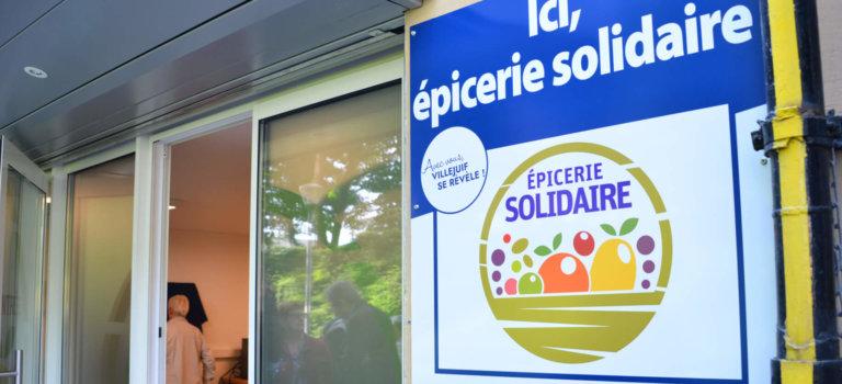 Une cagnotte pour l'épicerie solidaire de Villejuif