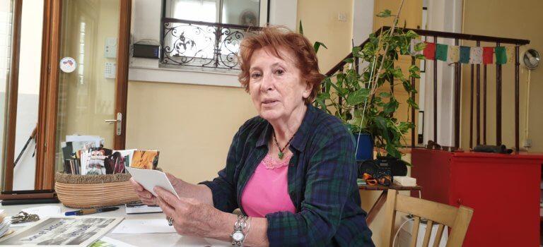 Ivry-sur-Seine : depuis 30 ans, Ginette Touchard se bat pour les exilés du Tibet