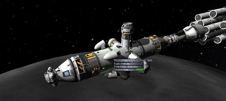 Kerbal Space Program à l'Exploradôme de Vitry-sur-Seine
