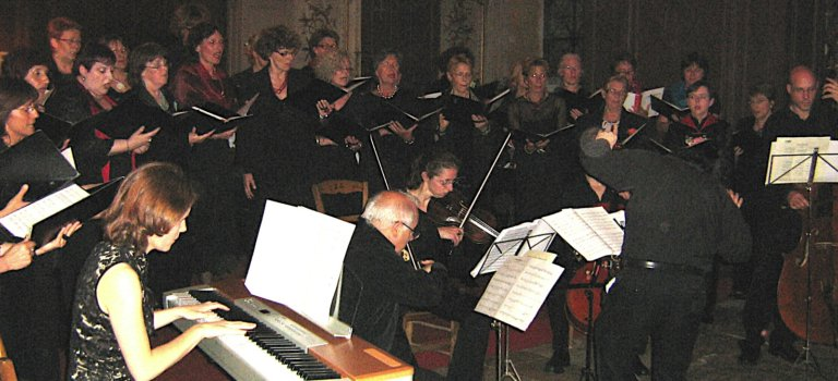 Concert Annuel EVVà Villejuif