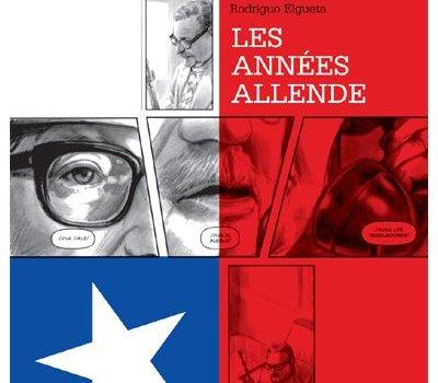 Carlos Reyes et Rodrigo Elgueta dédicacent Les années Allende à Ivry-sur-Seine