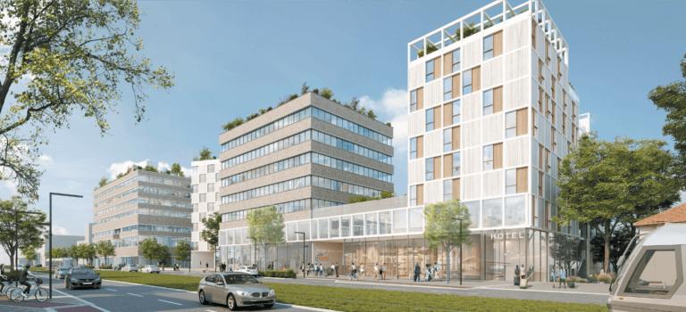 Vinci lauréat de Inventons la métropole 2 à Vitry-sur-Seine