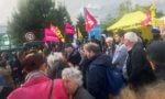 Manifestation pour les sans-papiers à Alfortville