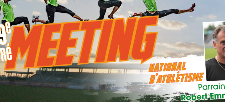 19e meeting national d'athlétisme à Bonneuil-sur-Marne