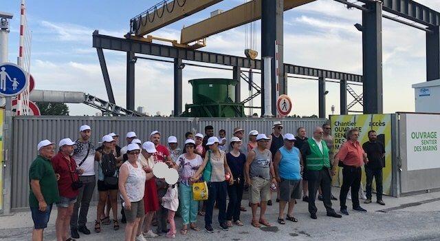 Villiers-sur-Marne: les riverains du chantier Grand Paris Express ont manifesté