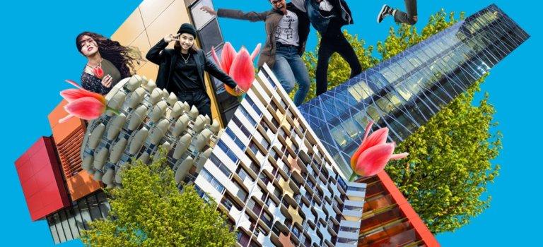Jour de Fête 2019 Va, ville et deviens à Créteil