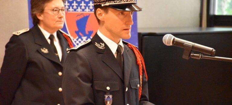 Sébastien Durand prend la tête de la police en Val-de-Marne