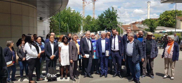 Jour J pour l'interopérabilité 15 Est-15 Sud du Grand Paris Express