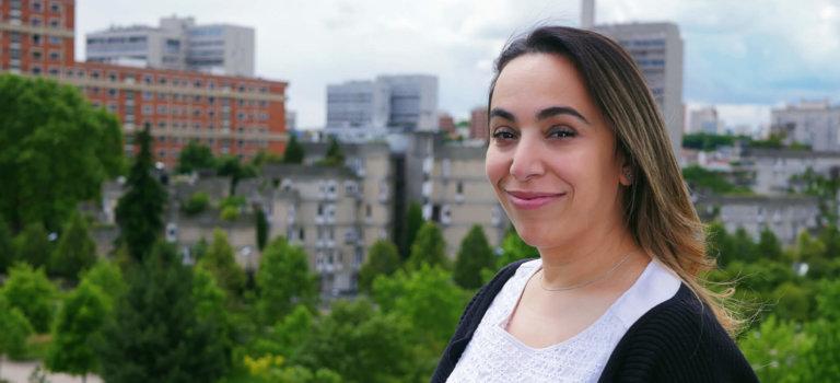 Sabrina Sebaihi conduira la liste EELV aux municipales d'Ivry-sur-Seine