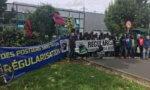 Alfortville : les occupants de Chronopost priés de rester à l'extérieur du site