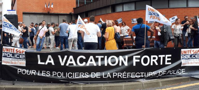 Boissy-Saint-Léger : policiers, ils ne veulent plus sacrifier leur vie privée