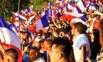Créteil a accueilli la victoire des Bleues pour leur dernier match amical