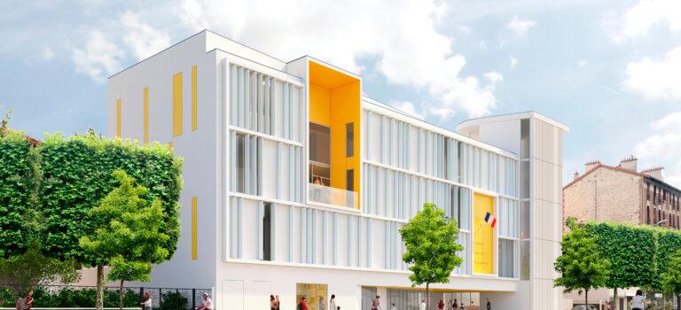 Le Perreux-sur-Marne : l'école s'appellera Germaine Sablon