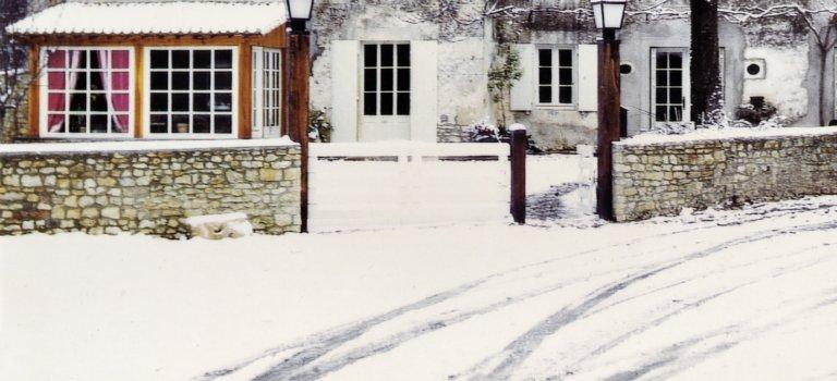 Un conte de Noël (d'après le film de Deslplechin) à Nogent-sur-Marne