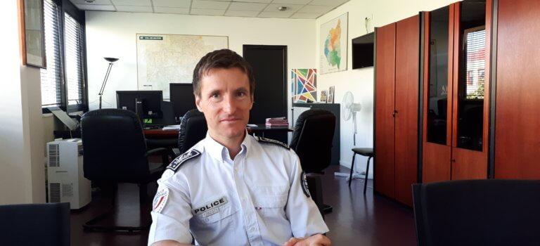 Nouveau patron de la police en Val-de-Marne, Sébastien Durand veut plus d'officiers de police judiciaire