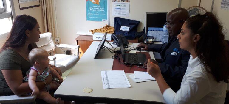 Une première permanence du Conseil départemental ouvre à Boissy-Saint-Léger