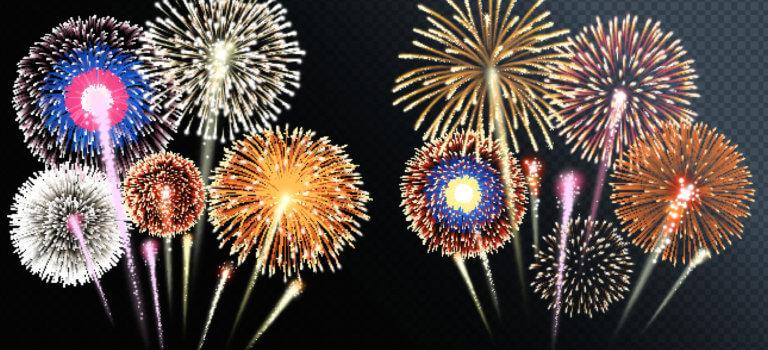 Feux d'artifice et bals populaires les 13 et 14 juillet en Val-de-Marne