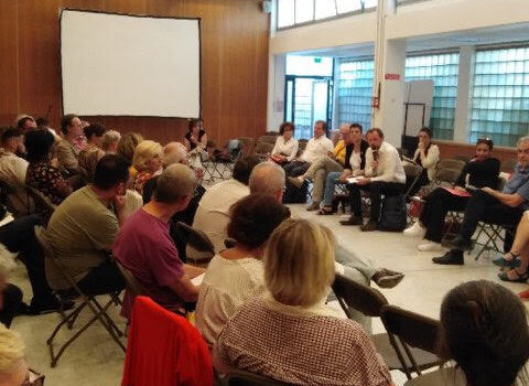Création d'un collectif Val-de-Marne pour le référendum Aéroports de Paris