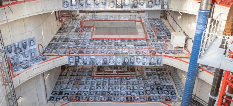 Aby et Marina : deux nouveaux tunneliers pour la 15 Sud à Vitry-sur-Seine