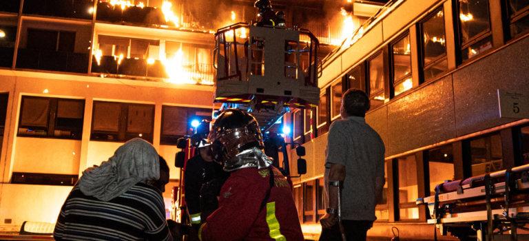 Incendie mortel à Créteil