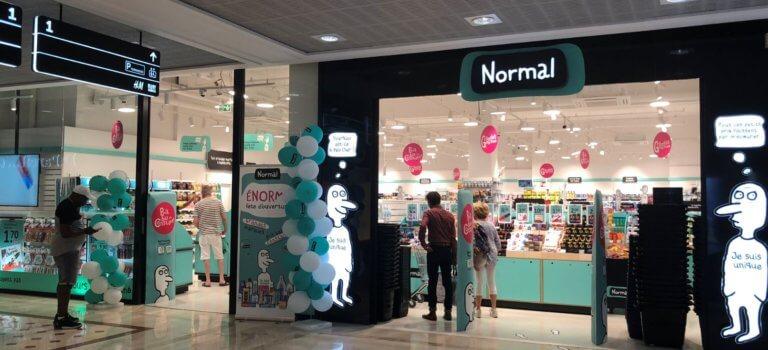 L'enseigne de marques à prix cassé Normal ouvre à Belle Epine