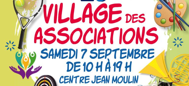 Village des associations à Chennevières-sur-Marne