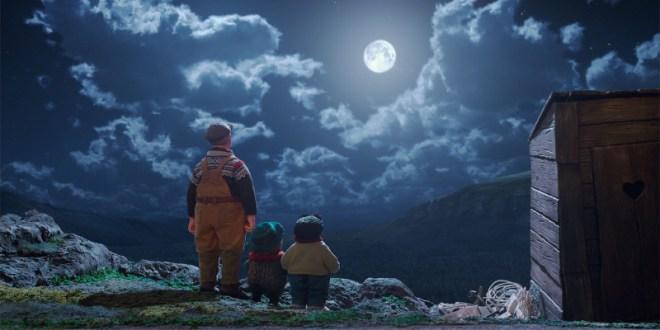 Un ciné-goûter dans la Lune