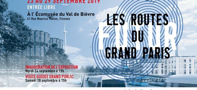 Les Routes du Futur du Grand Paris: expo à Fresnes